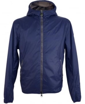 Colmar Originals Navy 1842R Reversible Hooded Blouson