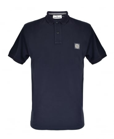 Stone Island Navy 22C15 Polo Shirt