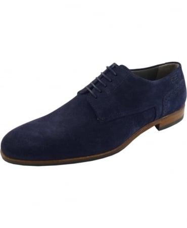 Hugo Navy 50310008 C-Moder Suede Shoe