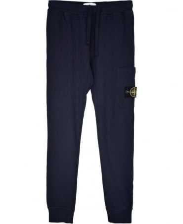 Stone Island Navy 60320 Jogging Pants