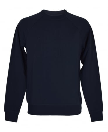 Armani Jeans Navy 6Y6M08 Crew Neck Sweatshirt