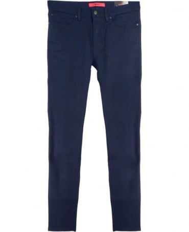 Hugo Navy 708 50313649 Slim Fit Jeans