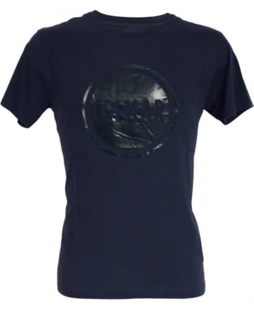 Colmar Originals Navy 7564W Central Logo T-shirt