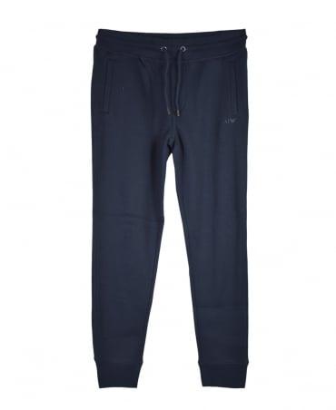 Armani Jeans Navy 8N6P88 Drawstring Sweatpants