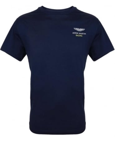 Navy Aston Martin Racing T-Shirt