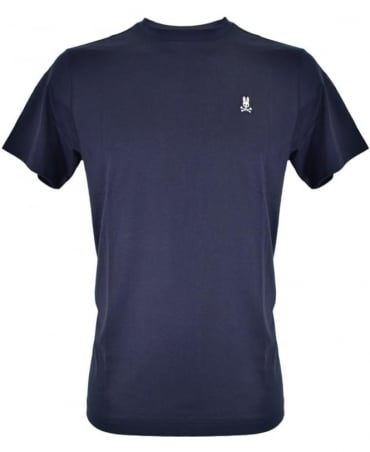 Navy B6U014CRPC Crew Neck T-Shirt