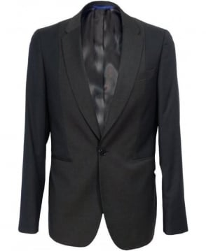 Paul Smith  Navy & Black Jacket Fully Lined PKXD/1336/850
