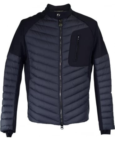 Colmar Originals Navy Chest Pocket Quilted Blouson