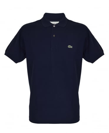 Lacoste Navy Classic Fit L1264 Polo