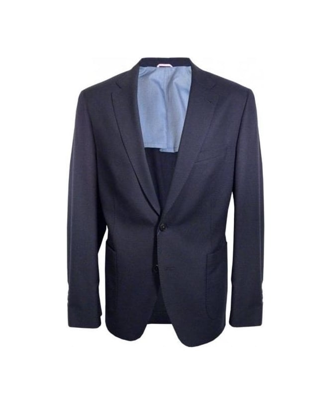 Gant Navy Double Vent Weekend Deck Blazer