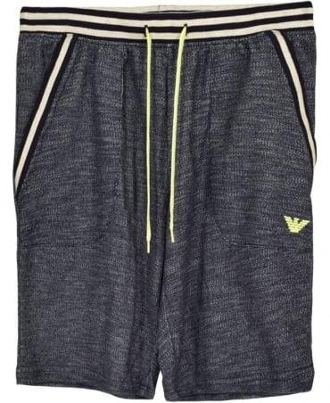 Emporio Armani  Navy Drawstring 1116817P572 Shorts