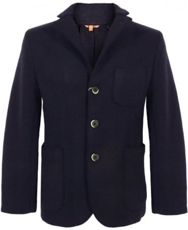 Navy Giacca Slanega Tv Jacket
