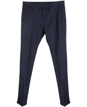 Hugo Navy Heldor 1 Chino Trousers 50247918