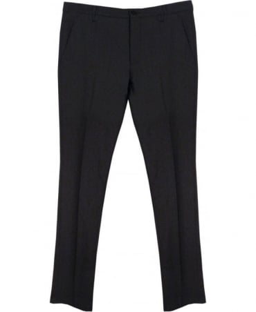 Navy Heldor1 50297248 Zip Fly Trousers