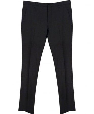 Hugo Navy Heldor1 50297248 Zip Fly Trousers