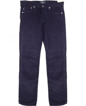 Paul Smith  Navy JLCJ/400M/410 Cord Jeans