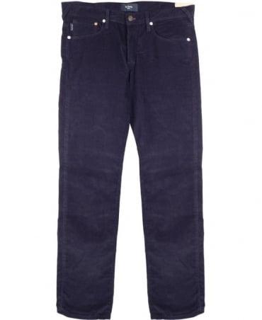 Paul Smith - Jeans Navy JLCJ/400M/410 Cord Jeans
