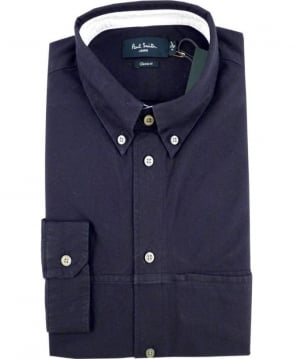 Paul Smith  Navy JNFJ-184P-B29 Button Down Shirt