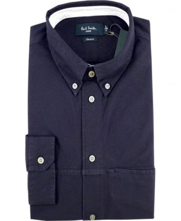 Paul Smith - Jeans Navy JNFJ-184P-B29 Button Down Shirt