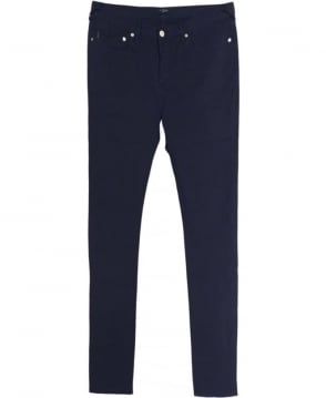 Paul Smith  Navy JPFJ-201X-D13 Straight Fit Jeans
