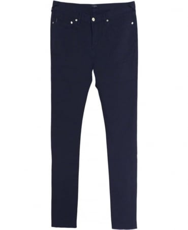 Paul Smith - Jeans Navy JPFJ-201X-D13 Straight Fit Jeans