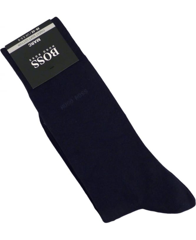 Hugo Boss Navy Marc RS Uni Socks