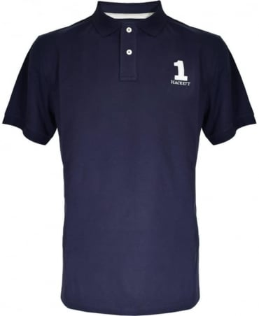 Navy New Classic Polo Shirt