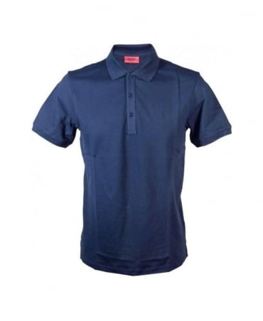 Hugo Navy Nono logo Polo
