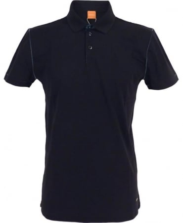 Hugo Boss Navy 'Parcity' Fashion Fit Polo Shirt