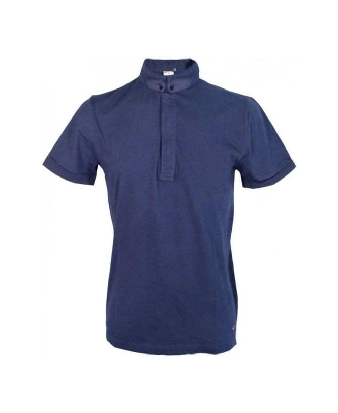 Hugo Boss Navy Puristic Regular Fit Polo