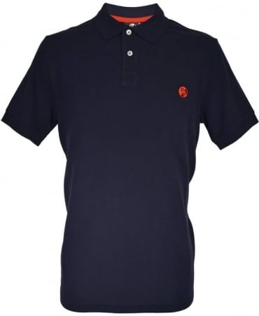 PS by Paul Smith Navy Regular Fit Polo Shirt