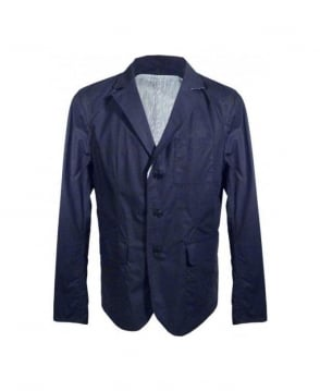 Esemplare Navy Reversible 3 Button Jacket