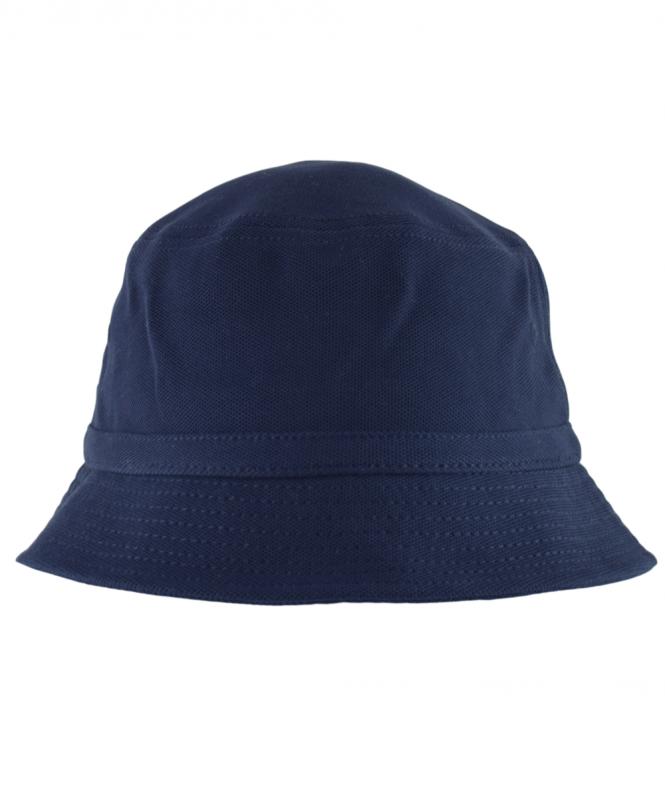 Lacoste Navy RK8490 Bucket Hat - Hats from Jonathan Trumbull UK 2922ea85c27