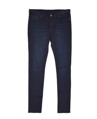 Armani Jeans Navy Slim Fit 06 Jeans