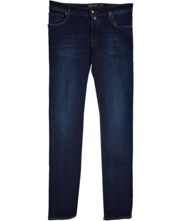 Navy Slim Fit Jeans