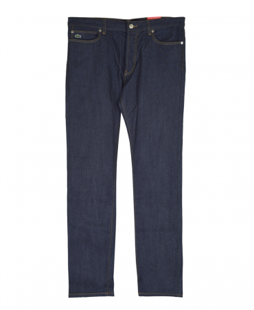 Navy Slim Fit Low Rise Jeans