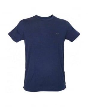 Emporio Armani  Navy Slim Underwear T-Shirt