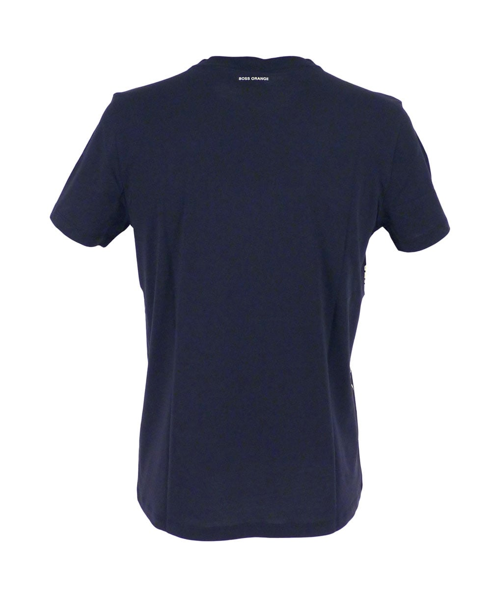 Hugo Boss Navy Sons Of Japan Design 39 Tomsin 5 39 T Shirt