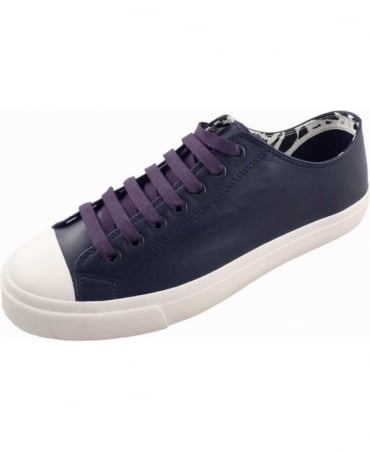 Paul Smith - Shoes Navy SPXG-R207-MLUX Indie Trainer Mono