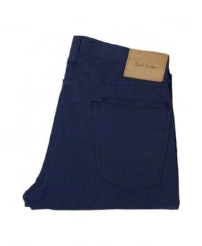 Paul Smith  Navy Standard Fit Jeans