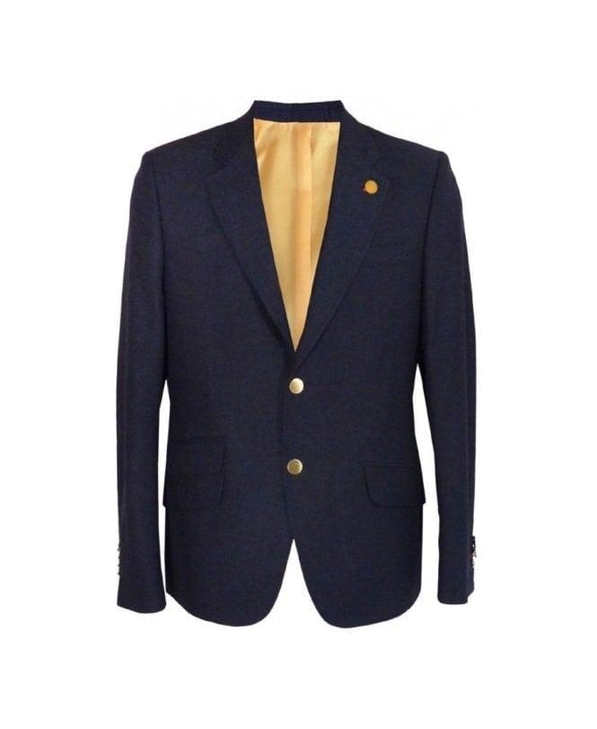 Circle of Gentlemen Navy Stewart Street Low Jacket