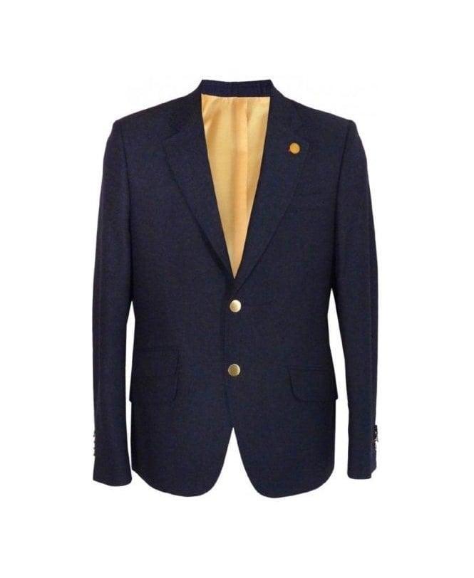 Circle of Gentlemen Navy Stewart Street Low Jacket