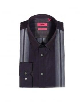 Hugo Navy Stripe Elisha Shirt