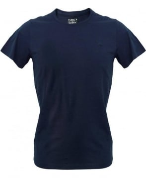 Diesel Navy T-Chirpo Regular Fit T-Shirt