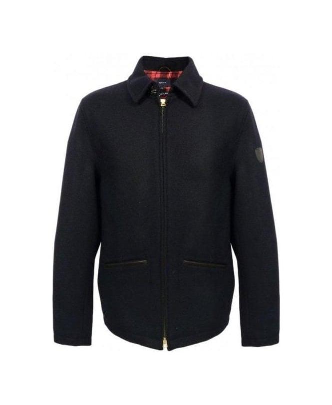 Gant Navy The Collegiate Jacket