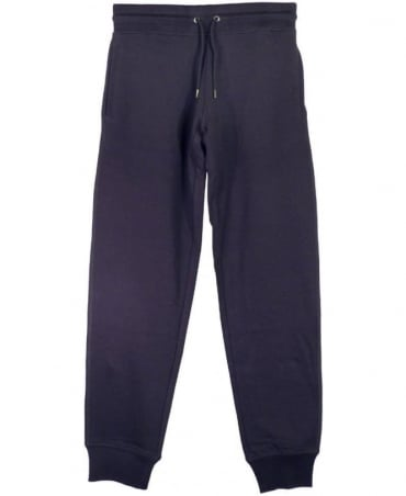 Armani Navy Tracksuit Bottoms 06P84