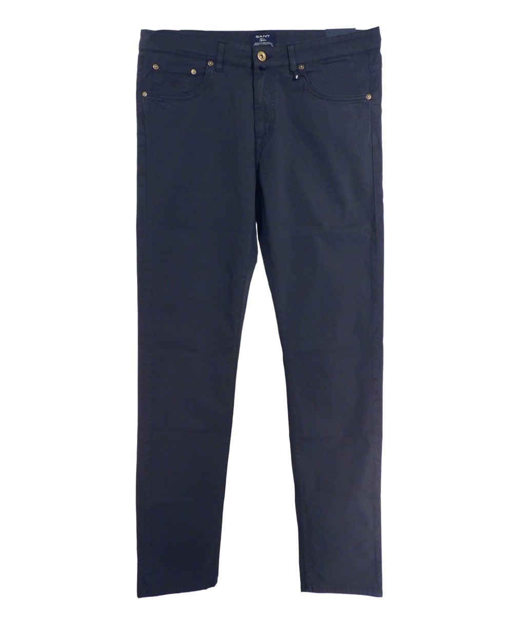 Gant Tyler Comfort Cotton Poplin Jean Pantalones