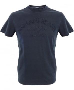 Armani Jeans Navy V6H32 T-Shirt