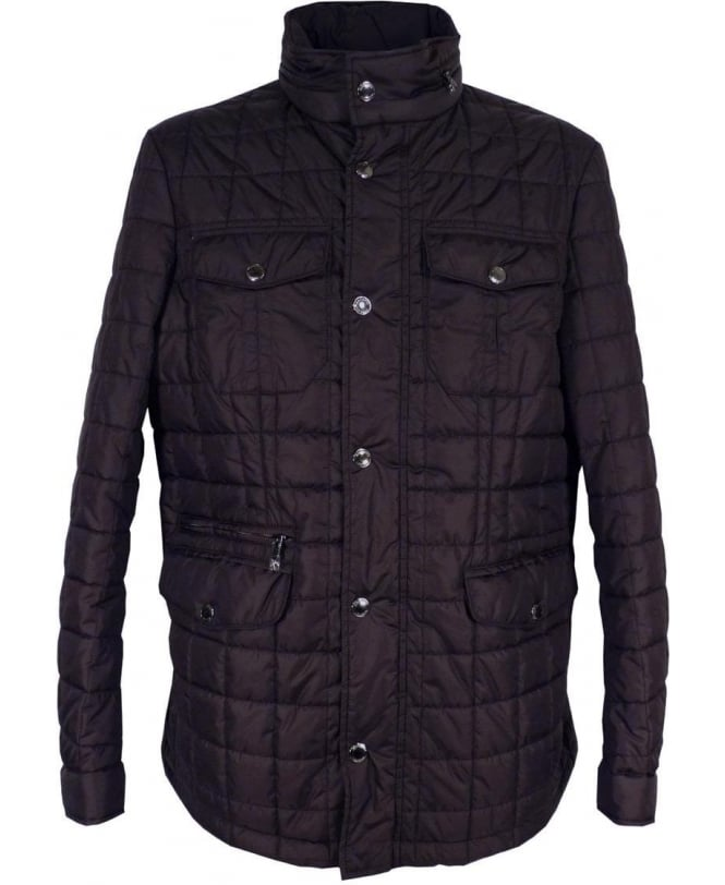 Hackett New Holborn Jacket In Brown