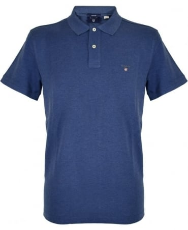 Gant Ocean Blue 2201 Polo Shirt